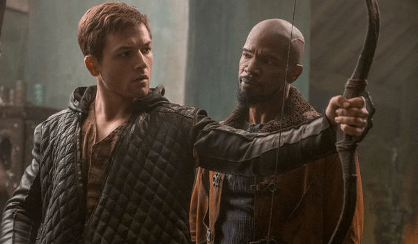 ROBIN HOOD (2018) Movie Trailer 2: Jamie Foxx Trains Taron Egerton to be Robin Hood